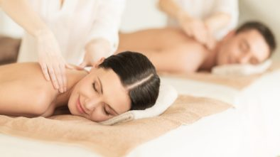 Reflexology Massage - Light Beer Massaging Your Toes and Hands